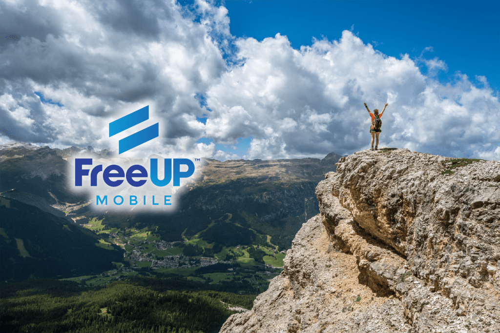 Empower now offers FreeUp Mobile products!
