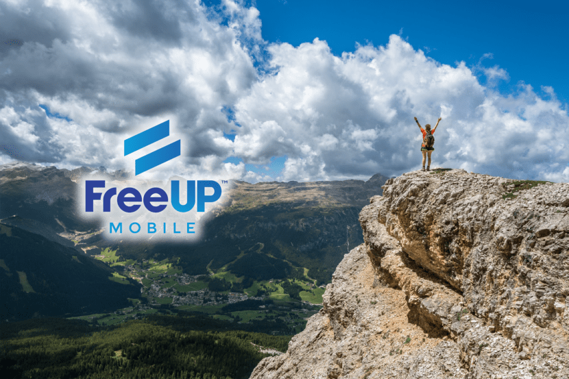 Empower now offers FreeUp Mobile products! – Empower