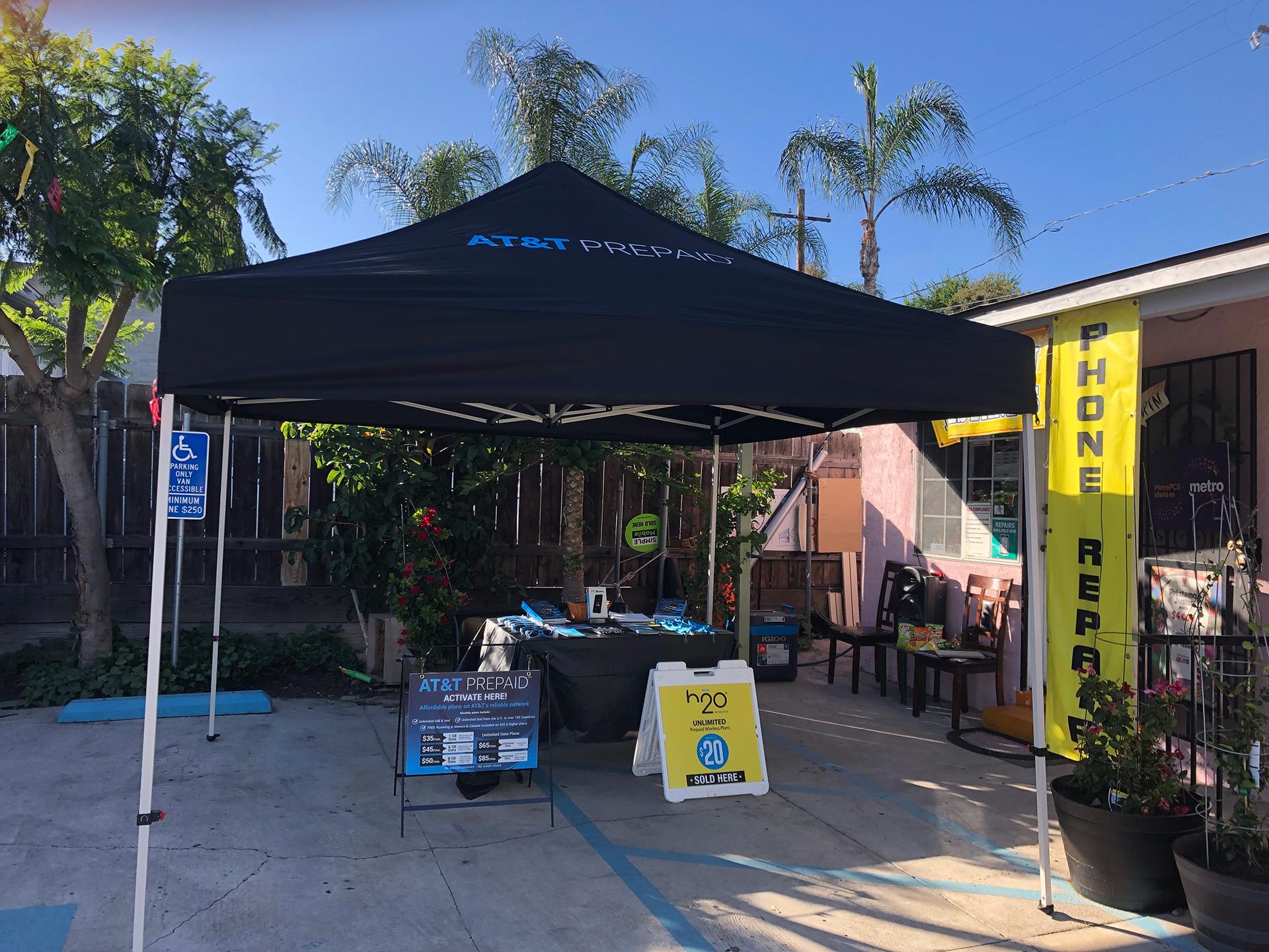 Empower Retailer Solutions Wireless Dealer promo events